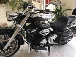 Vendo ou Troco  Moto Yamaha XVS 950 Midnight Star R$ 22.000,00