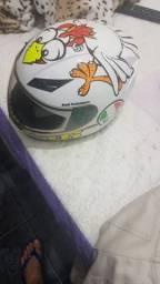 Capacete Agv K3 Valentino Rossi<br><br>