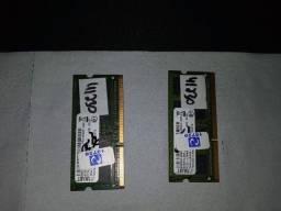 Memoria Ram 8 gigas dois pentes de 4gb