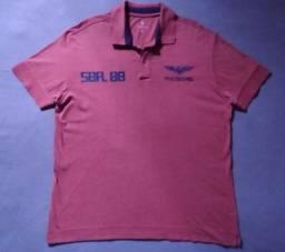 2 Camisas Polo: Ellus & Siberian Tam-M (originais) R$ 75,00