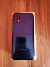 Samsung m31 128gb e 6ram