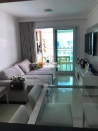 Apartamento à venda com 100m² no bairro Dionísio Torres - Lazer completo