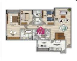 Apartamento com 4 dormitórios à venda, 253 m² por R$ 1.838.589 - Lagoa Nova - Natal/RN