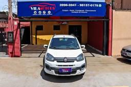 Fiat Uno Way Evo 1.0 Branco
