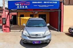 Honda CRV 2.0 16V  Prata