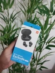Fone de ouvido Bluetooth Xiaomi Earbuds