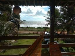 Casa a Beira mar em praia de campina