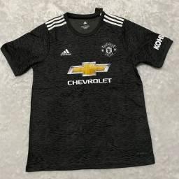 Camisa de time Manchester United Fora