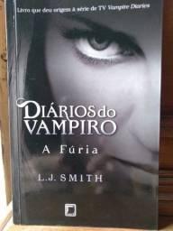 Diarios do vampiro- A Fúria