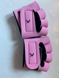 Luva de academia Oxer tamanho P rosa