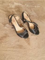 Sapato Salto CouroONG