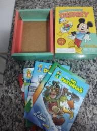 Kit de Histórias em Quadrinhos Disney