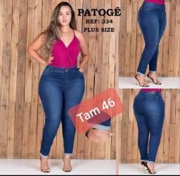 Patogê Plus Size Tam 46. Conforto e qualidade pelo menor preço do mercado ?