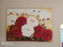 Quadro - Pintura em tela 1,4x1m