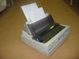 Impressora epson matricial lq-570+ seminova
