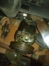 Compressor original. Tracker e grand vitara.   1400,00 reais original