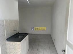 Kitnet com 1 dormitório para alugar, 18 m² por R$ 550/mês - Assunção - São Bernardo do Cam