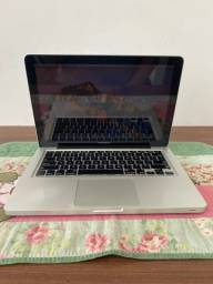 MacBook Pro 13 i5 6gigas de memória 500 HD 2011