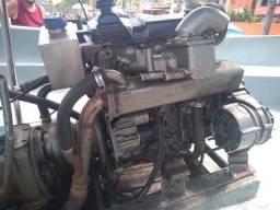 Baleeira motor AP a diesel