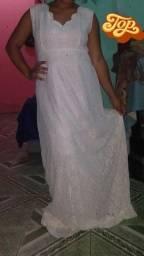 Vestido de noiva R$ 100 Reais