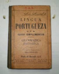 Livro antigo da língua Portugueza.- 347 -