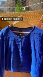 Croppped colcci