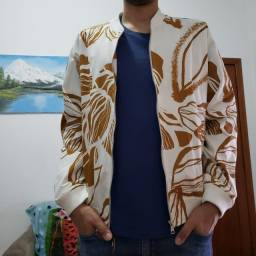 Blusa de frio masculina Zara