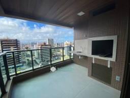 Apartamento com 3 suítes na Ponta Verde