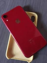 iPhone XR 64 GB aceito troca com volta ! Leia tem detalhe
