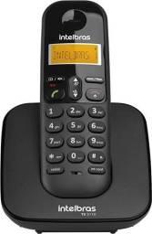 Telefone sem Fio Intelbras TS 3110 com Display luminoso