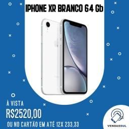 @vendassul IPhone XR 64gb desbloqueado vitrine