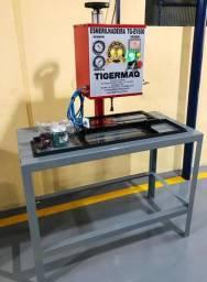 Esmeriladeira de válvula Automática com Vacuômetro - TG-EV500