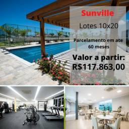 Sunville ´- Lazer completo + Financiamento com a construtora ou Bancario