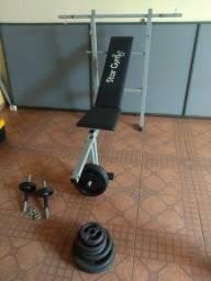 Equipamento para musculação