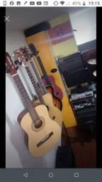 Aulas de Violão e vários instrumentos