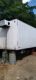 Baú de caminhão refrigerado