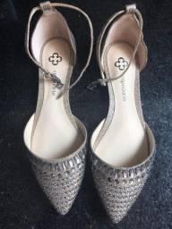 Sapato capodarte número 34