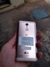 LG k 11+ em estado de novo 32 giga biometria