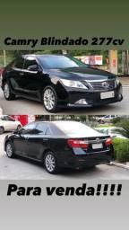 Toyota Camry Blindado 2014 3.5 v6 2014