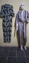 Vende se lote de roupas com 250 peças