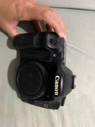 Câmera Cânon 40 D