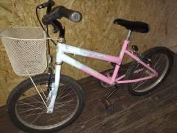 bicicleta Barbie aro 20