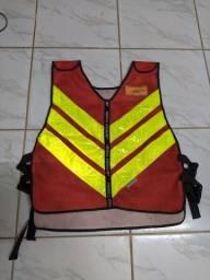 Colete para moto táxi / motoboy pro tork PRA SAIR LOGO!!