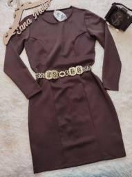 Vestido em neoprene ? Maravilhoso