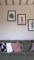 Vendo 3 quadros grandes