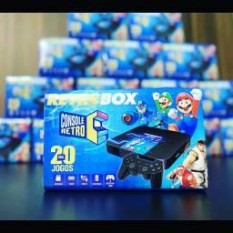 Retrobox com 20 mil jogos. Conheça a maior loja de games do ABC!