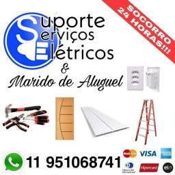 SUPORTE ELETRICISTA & MARIDO DE ALUGUEL