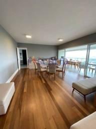 Título do anúncio: Locação Marajoara Cena Golf 4 suítes, 4 vagas, varanda gourmet 266m2