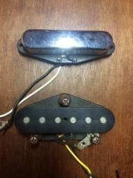 Par de captadores Fender Telecaster Originais