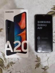 Samsung A20 32GB Troco por Bike aro 29